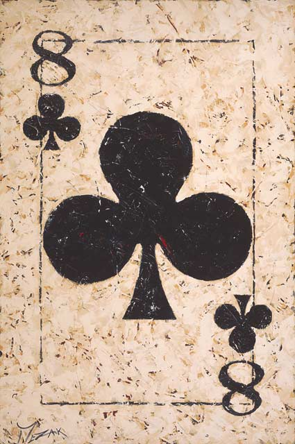 Eight of Clubs