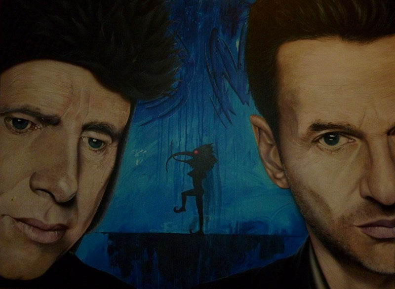 Depeche Mode - You'll Stumble In My Footsteps - Michael Godard Art Gallery