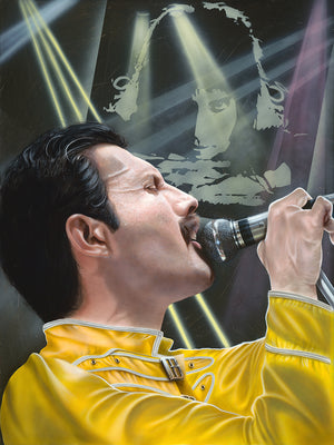 Freddie Mercury (Queen) - Look Up To The Skies And See