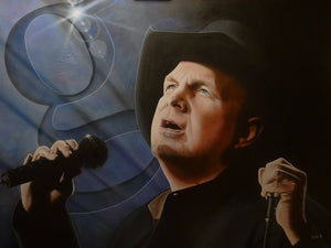 Garth Brooks - Hello Samantha Dear, I Hope You're Feelin' Fine