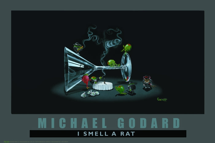 I Smell a Rat - Michael Godard Art Gallery