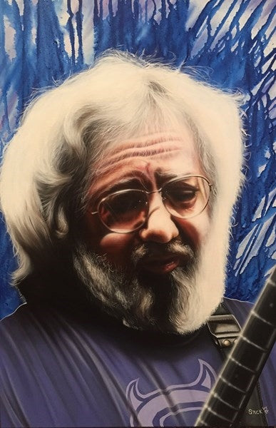 Jerry Garcia (The Grateful Dead) - I Will Get By
