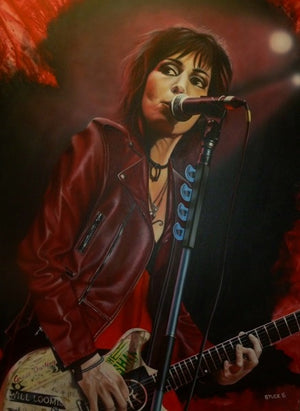 Joan Jett (& the Blackhearts) - If I'm Not Such a Sweet Thing