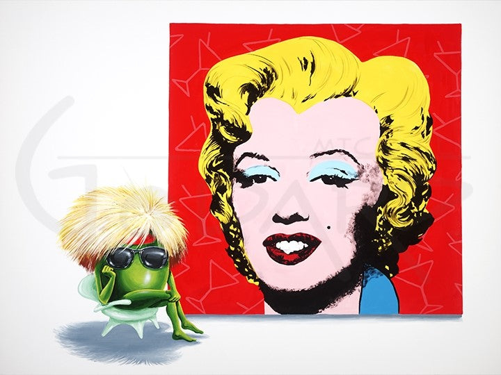 "Marilyn ""Master's Edition"" - Michael Godard Art Gallery"