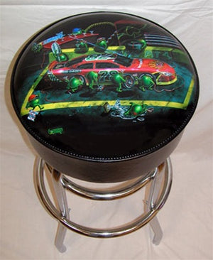Nasbar Bar Stool - Michael Godard Art Gallery