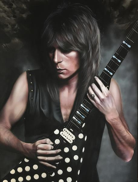 Randy Rhoads (Ozzy/Quiet Riot) - Your Lifestyle to Me Seemed So Tragic