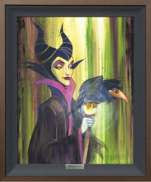 Maleficent the Wicked (Silver)