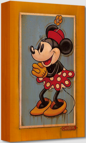 Vintage Minnie (Treasures)