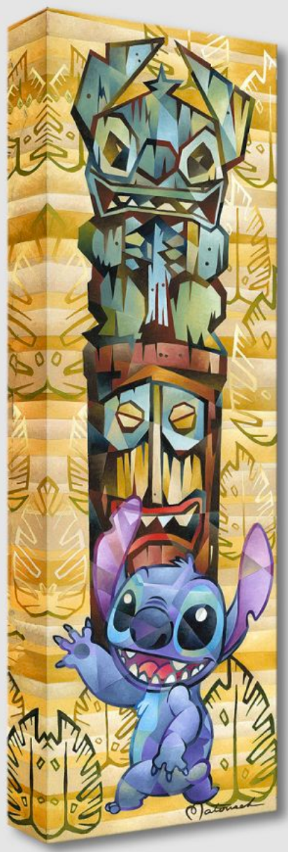 Tiki Stitch (Treasures)