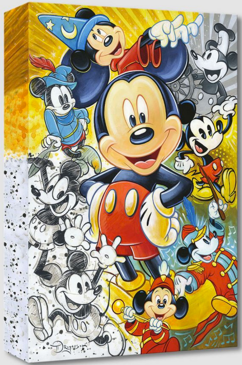 90 Years of Mickey Mouse (Treasures)