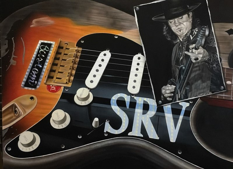 Stevie Ray Vaughan - She's my Sweet Little Thang