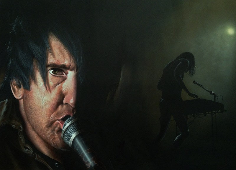 Trent Reznor (Nine Inch Nails) - Dancing On The Backs Of The Bruised