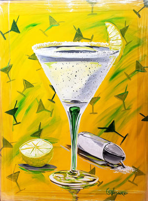 Yellow Martini Original