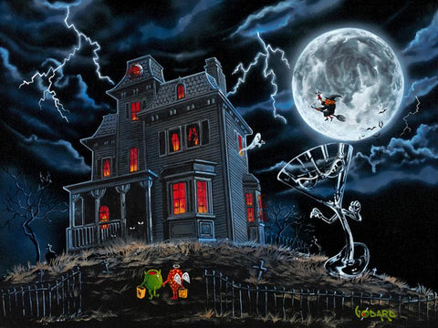 Halloween - Michael Godard Art Gallery