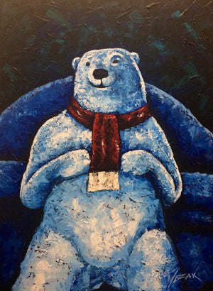 Coca-Cola Bear - Michael Godard Art Gallery
