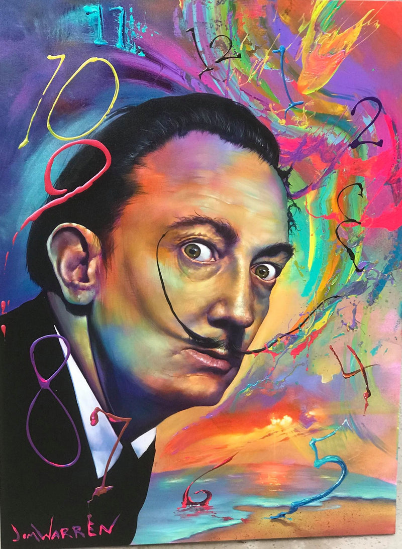 Dali - I Don't Do Drugs, I AM Drugs