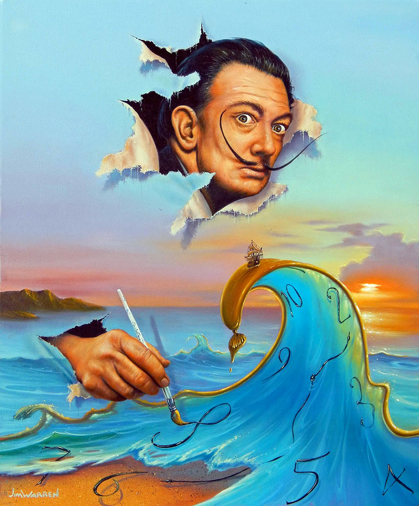 If Dali Was God