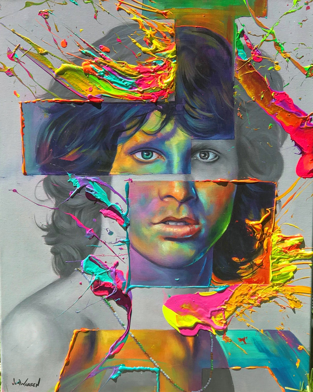 Jim Morrison - In Living Color
