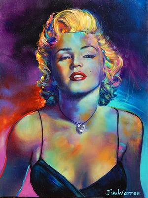 Marilyn in Multicolor