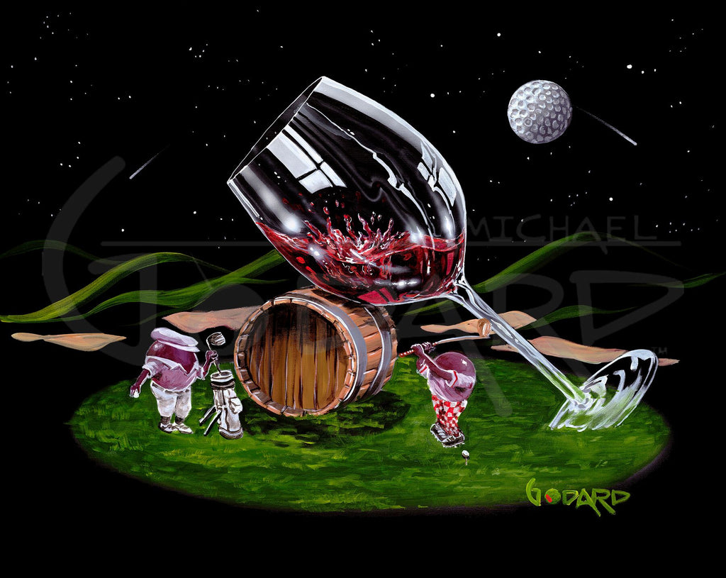 Moonlight Golf