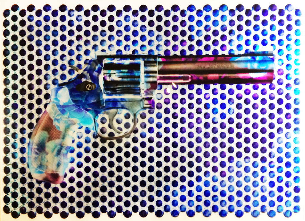 Smith and Wesson Roses