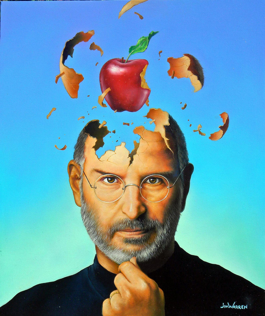 Steve Jobs Brainstorming