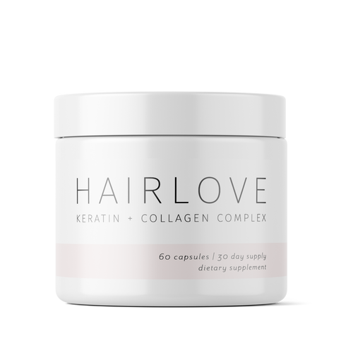 Keratin + Collagen Complex 1 Month Supply