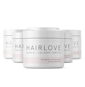Keratin + Collagen Complex 6 Month Supply