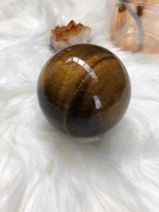 Tigers Eye Sphere (Large)