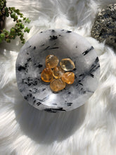 Load image into Gallery viewer, Tourmalinated Quartz Bowl