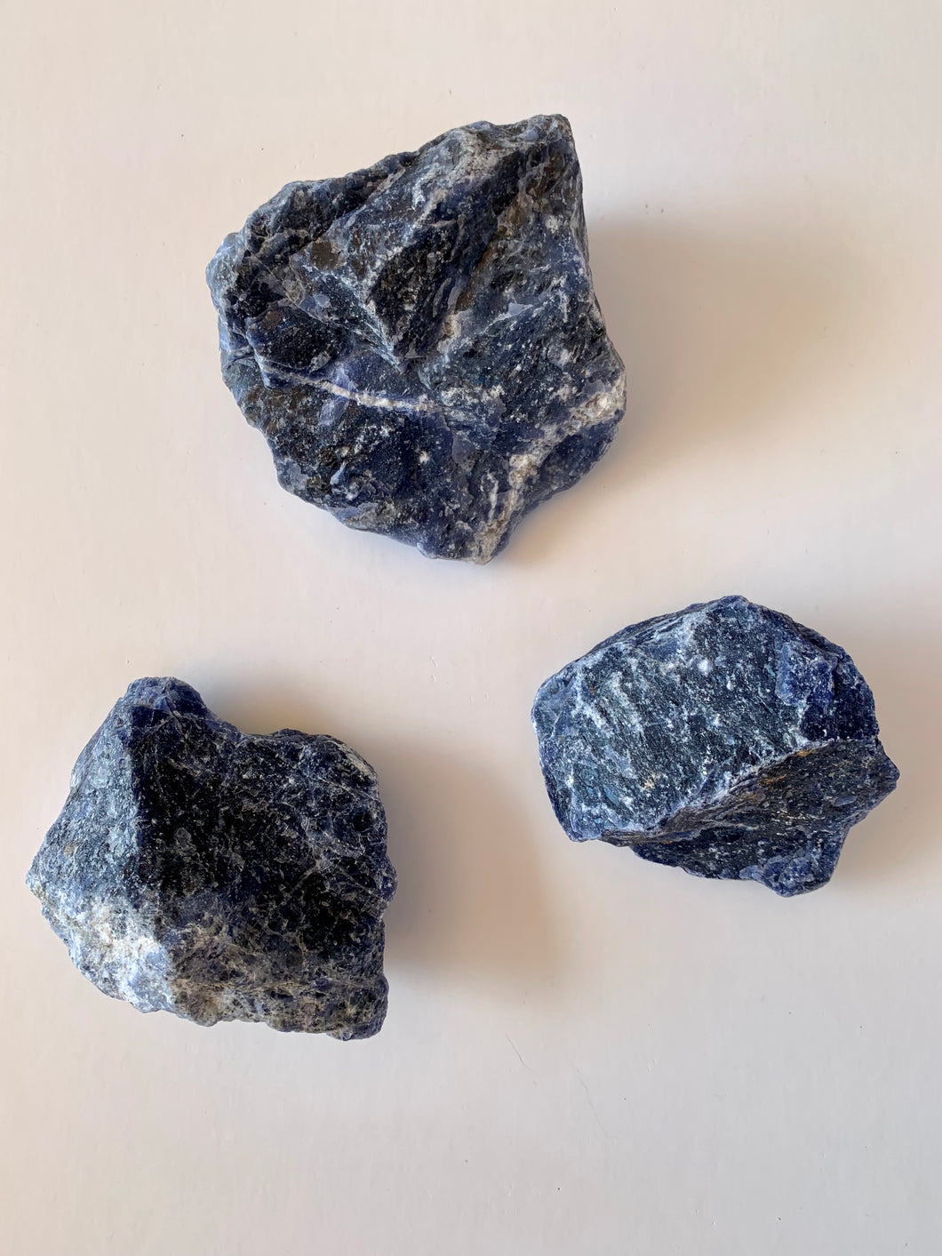 Sodalite Rough