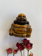 Load image into Gallery viewer, Tigers Eye Buddha