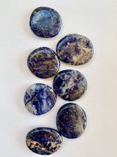 Load image into Gallery viewer, Sodalite Palm Stones