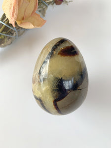 Septarian Dragonstone Egg