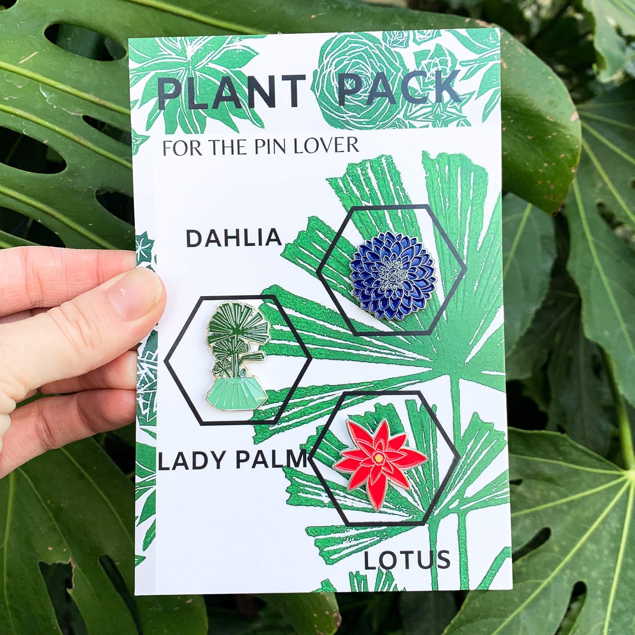 Plant Pin Pack