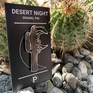 Desert Night Pin
