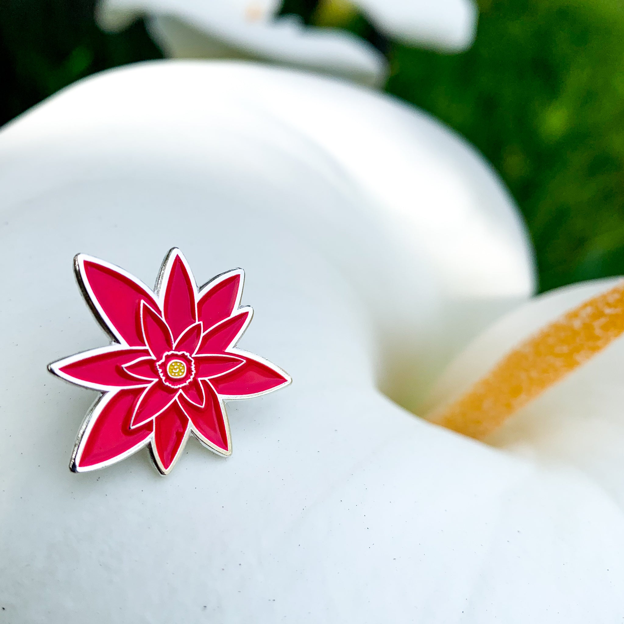 Lotus Bloom Pin