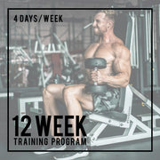 12-Week Challenge (4 workouts/week)