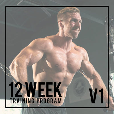 12-Week Challenge v1 (6 workouts/week)