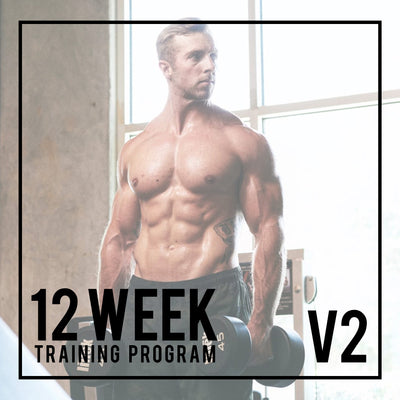 12-Week Challenge v2 (6 workouts/week)