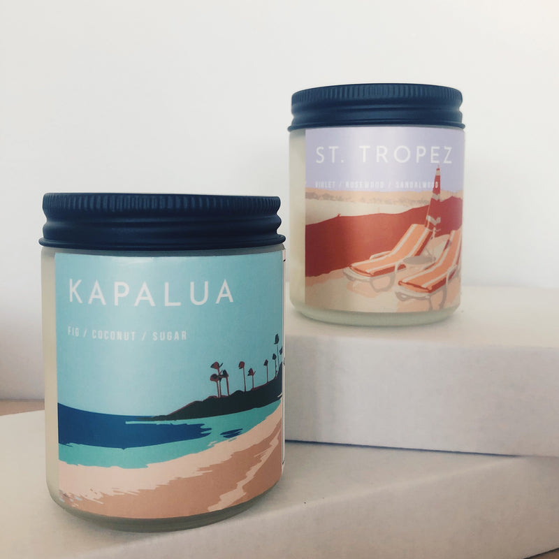 Kapalua Scented Soy Candle