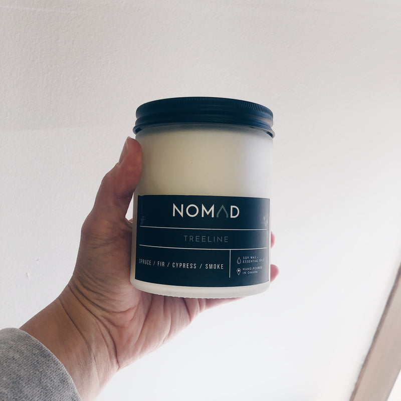 Refill for Vegan Scented Soy Candles