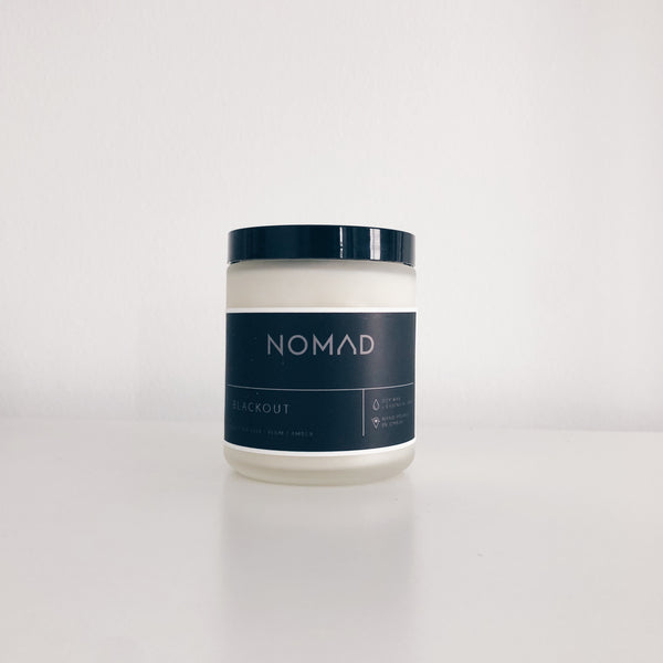 Blackout Scented Soy Candle