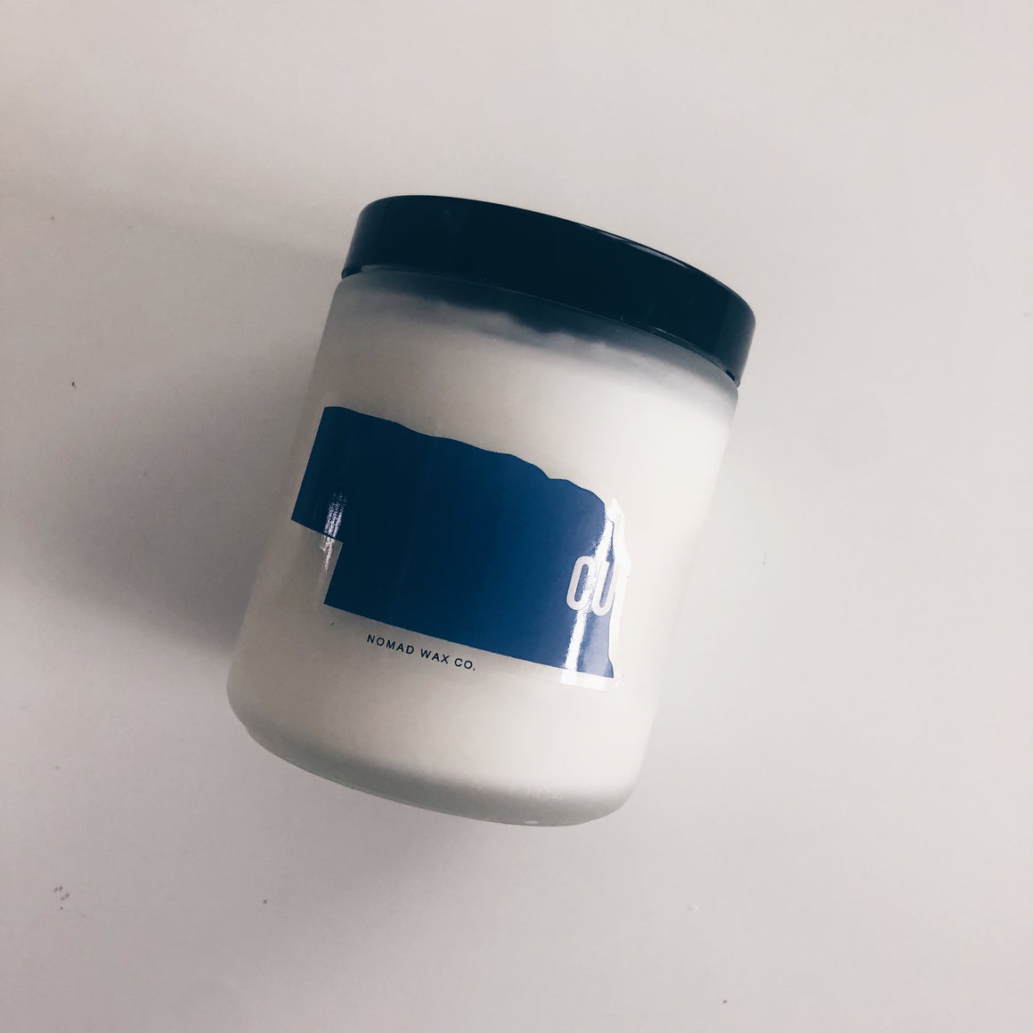 Creighton Bluejays Vegan Scented Soy Candle