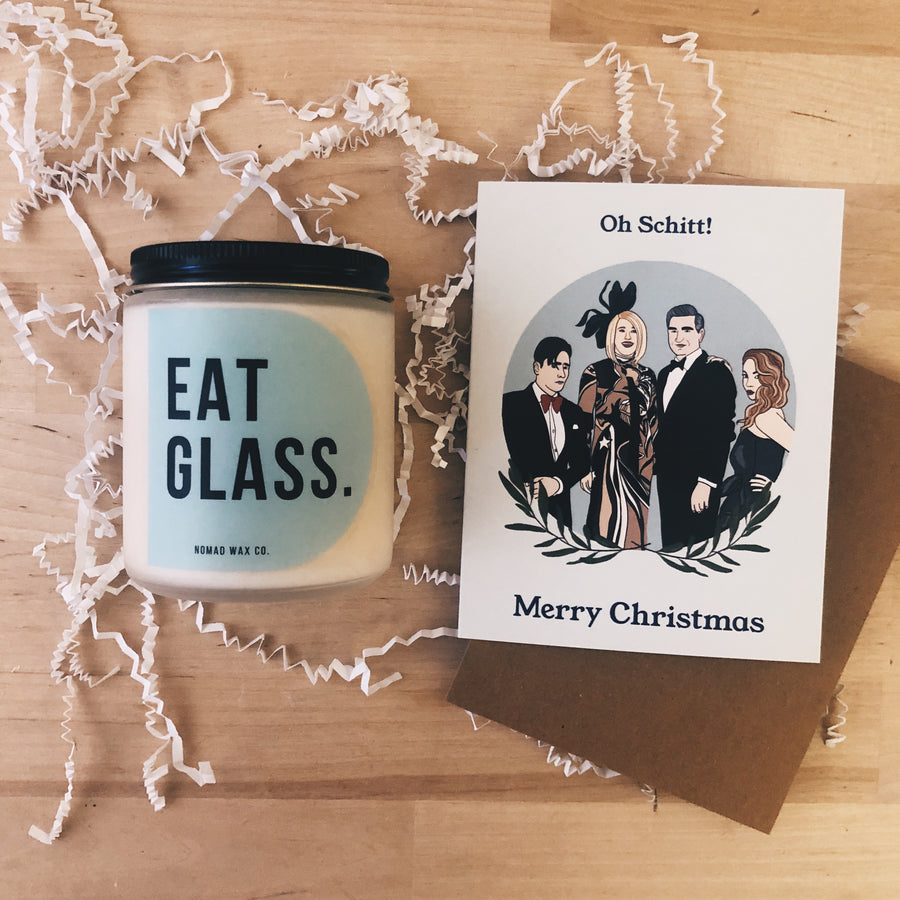 Gift Box - Medium Plus David Rose Schitt's Creek Holiday Gift Set