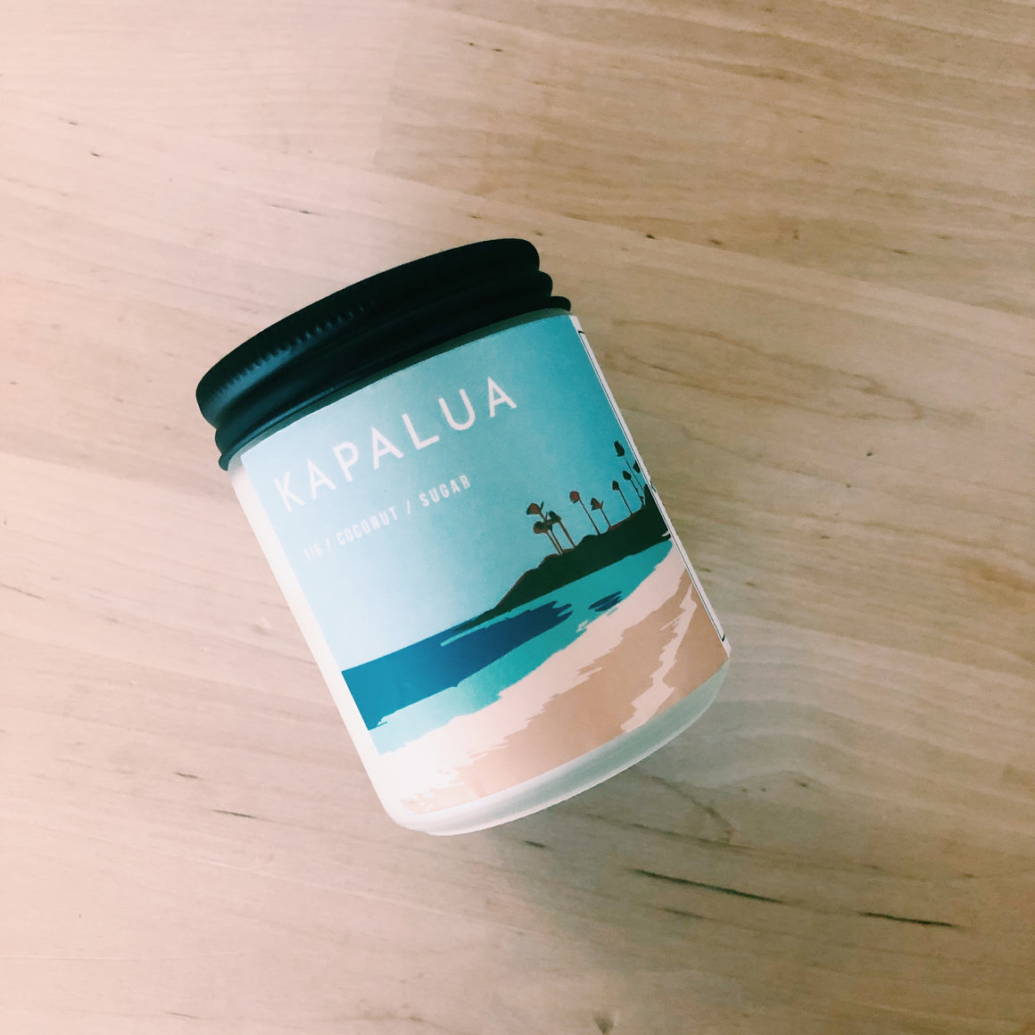 Kapalua Vegan Scented Soy Candle