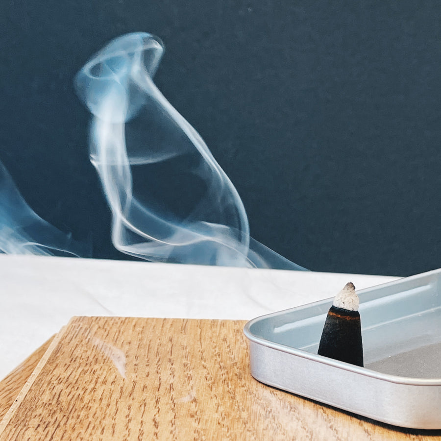Two Smokes Incense Cones