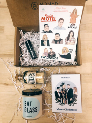 Gift Box - Medium Plus Alexis Rose Schitt's Creek Holiday Gift Set