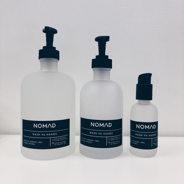 XL Bulk + Travel Wash Ya Hands Sanitizer Set