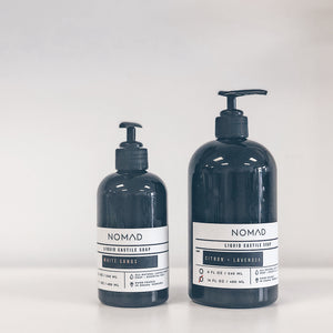 XL Liquid Castile Soap 16 oz
